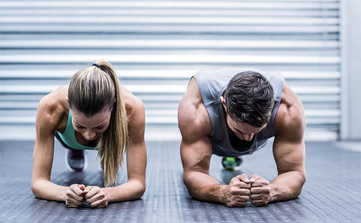 Couple-Workout
