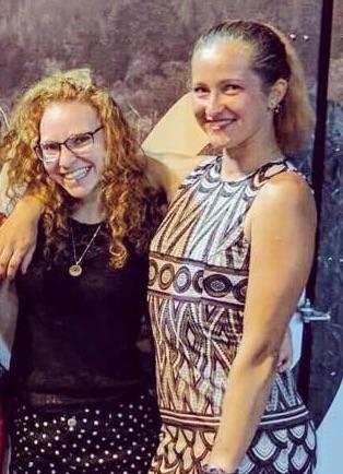 Rachael & Polina