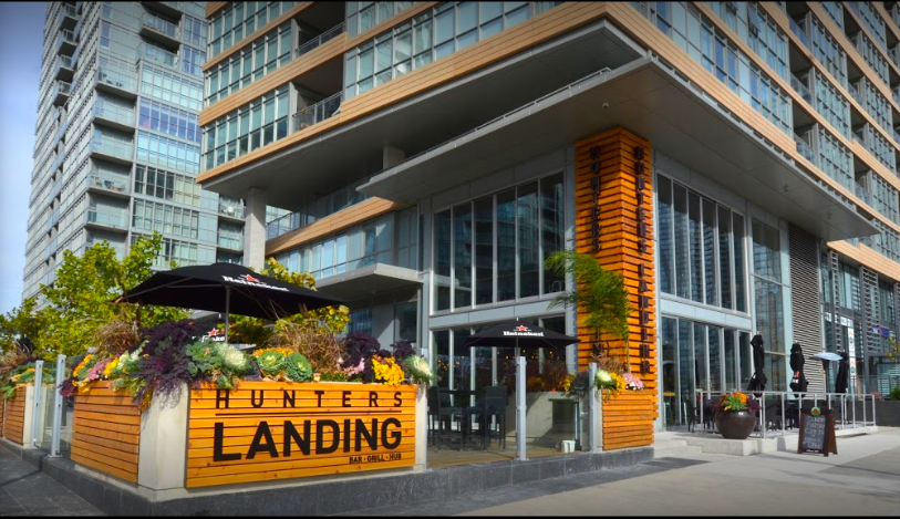 Hunter's Landing