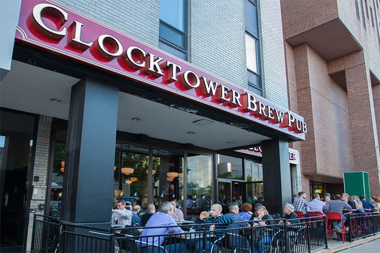 Clocktower Brew Pub (Elgin St.)