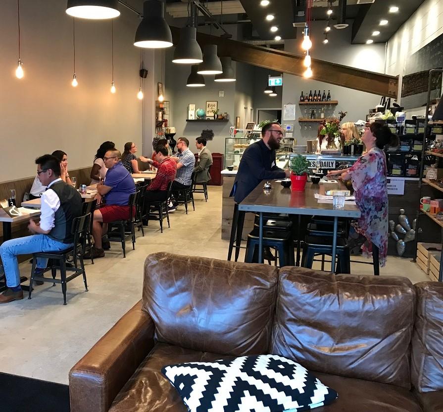 Société Coffee Lounge