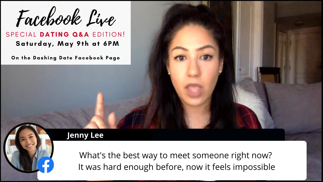 dating q and a feat