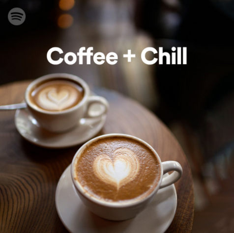 coffee and chill spotify playlist