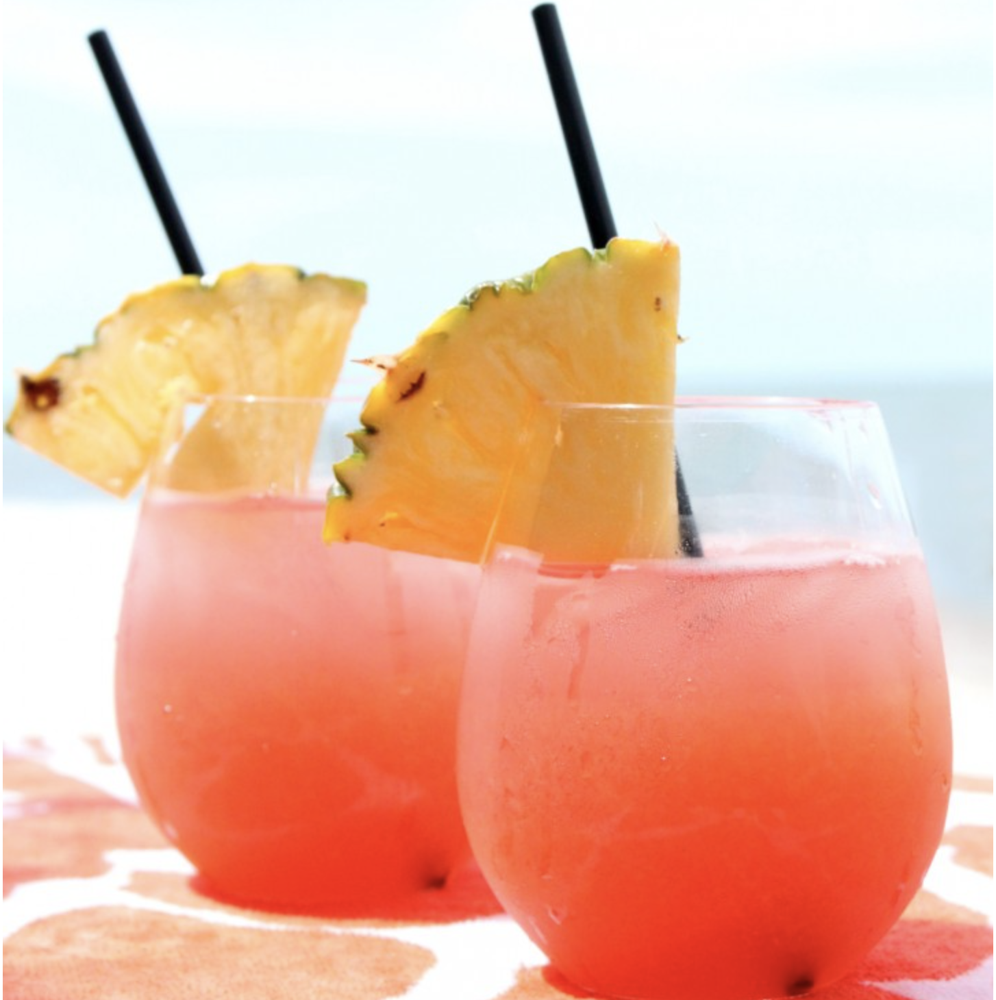 tropical breeze drink