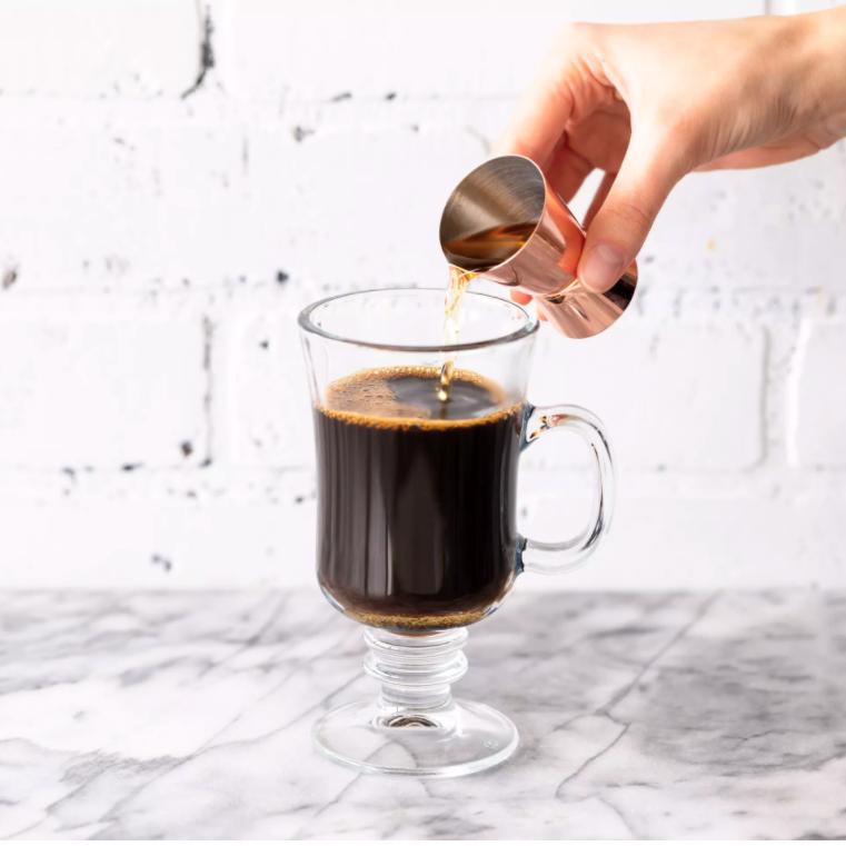 irish coffee – square